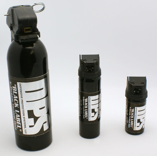DPS Black Label Pepper Spray