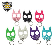 My Kitty Self Defense Keychain