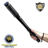 Streetwise Barbarian Stun Baton Flashlight - 9 Million Volts in Hand