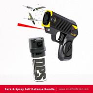 Taze & Spray Self Defense Bundle