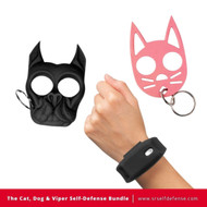 Cat Dog & Viper Self Defense Bundle