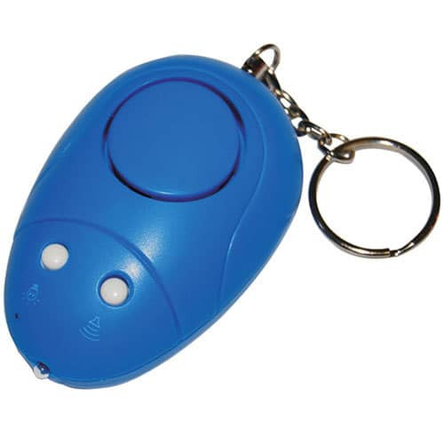 Keychain Personal Alarm with Light