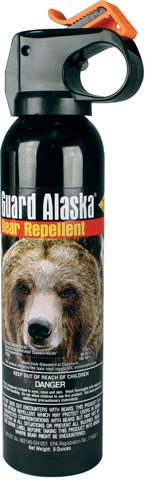 Guard Alaska Bear Spray
