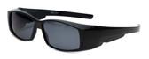 Calabria Polarized Fitover Sunglasses 7666PL