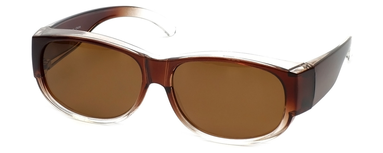 3ef6fd7bb65 Calabria Fitover Sunglasses with Polarized Lenses 7667PL. Image 1. Hover  over image to zoom