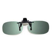 Calabria Rectangle Polarized Flip-Ups 60mm CME60