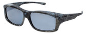 Jonathan Paul® Fitovers Eyewear X-Large Yamba Kryptek in Neptune & Grey