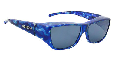 046a0ec955f Jonathan Paul® Fitovers Eyewear Large Neera in Blue-Blast   Gray NR002 -  Fitover USA