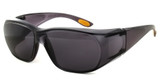 Calabria 5026 Over Safety Glasses UV Protection in Grey