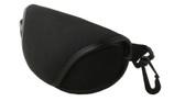 Velcro Belt Clip Case ; Soft Case Attatches to Belt Horizontally