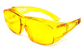 8534 Over Glasses UV Protection in Yellow