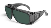 3001 Over Glasses UV Protection in Grey & Green