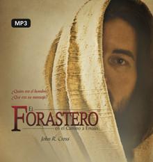 L'homme sur le chemin d'Emmaüs - Livre audio MP3 (espagnol)