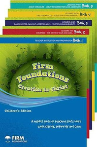 Children's Firm Foundations: Creation to Christ (en anglais seulement)