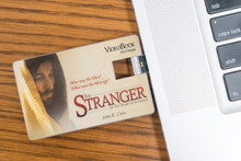The Stranger on the Road to Emmaus - VideoBook on USB (English)
