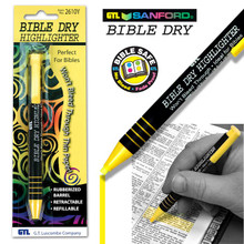 Highlighter-Bible Dry-Yellow