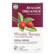Avalon Organics Coq10 Repair Wrinkle Defense Serum - 0.55 Fl Oz