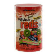 Greens World Delicious Reds 8000 Strawberry Kiwi - 10.6 oz