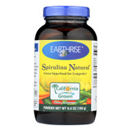 Earthrise Spirulina Natural Powder - 6.4 Oz