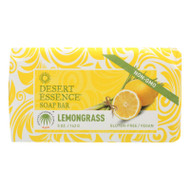 Desert Essence - Bar Soap - Lemongrass - 5 Oz
