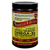 Anutra Omega 3 Antioxidants Fiber And Complete Protein Ground - 16 Oz