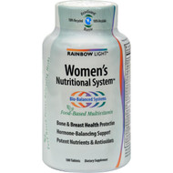 Rainbow Light Women's Nutritional System - 180 Tablets