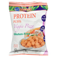 Kay's Naturals Protein Puffs - Veggie Pizza - Case Of 6 - 1.2 Oz