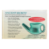 Ancient Secrets Nasal Cleansing Neti Pot - Plastic - 1 Pot