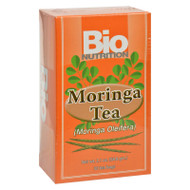 Bio Nutrition - Tea - Moringa - 30 Count