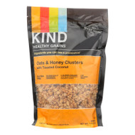 Kind Healthy Grains Oats And Honey Clusters With Toasted Coconut - 11 Oz - Case Of 6