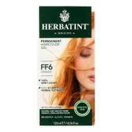 Herbatint Haircolor Kit Flash Fashion Orange Ff6 - 1 Kit