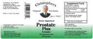 Dr. Christopher's Prostate Plus 100 caps