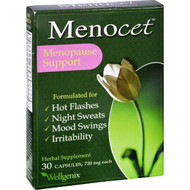 Heaven Sent Menocet Menopause Support - 720 Mg - 30 Capsules