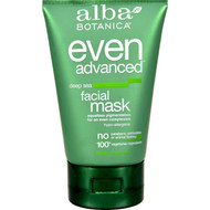 Alba Botanica Deep Sea Facial Mask - 4 Fl Oz