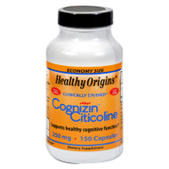 Healthy Origins Cognizin Citicoline - 250 Mg - 150 Capsules
