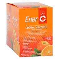 Ener-c Vitamin Drink Mix - Orange - 1000 Mg - 30 Packets