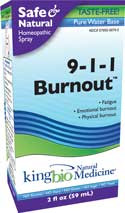 King Bio 911 Burnout 2 oz