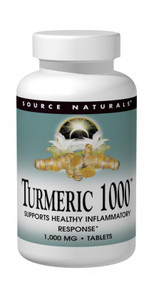 Source Naturals Turmeric 1000™ 95% Curcumin 1000mg 120 tablets