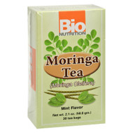 Bio Nutrition - Tea - Moringa Mint - 30 Bags