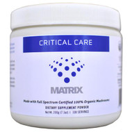 Mushroom Matrix Critical Care Matrix - Organic - 7.14 Oz