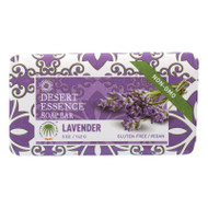 Desert Essence - Bar Soap - Lavender - 5 Oz