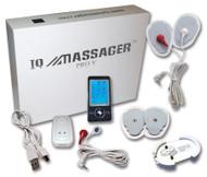 IQ Massager Pro V, Black