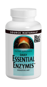 Source Naturals Essential Enzymes™ 500mg Bio-Aligned™ 360 capsules