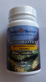 Body Biotics Starter Pack 14 veggie caps