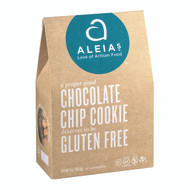Aleia's Gluten Free Cookies - Chocolate Chip - Case Of 6 - 9 Oz.