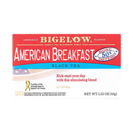 Bigelow Tea American Breakfast Black Tea - Case Of 6 - 20 Bags