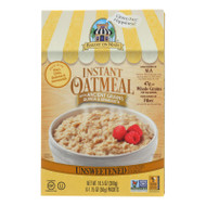 Bakery On Main Instant Oatmeal - Case Of 6 - 10.5 Oz. - 1175173
