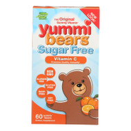 Hero Nutritional Products Yummi Bear - Vitamin C - Sugar Fr - 60 Count