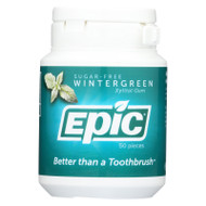 Epic Dental - Xylitol Mints - Wintergreen - 50 Ct
