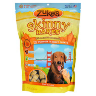 Zukes Skinny Bakes - Pumpkin And Sweet Potato - 10-calore - 12 Oz